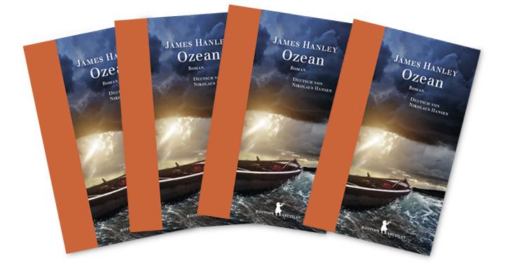 """Cover """"Ozean""""."""