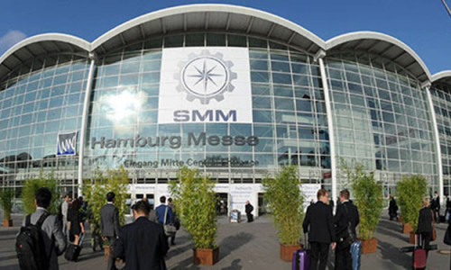 Hamburg Messe SMM.