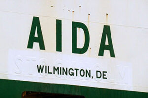 AIDA mit neuem Heimathafen.