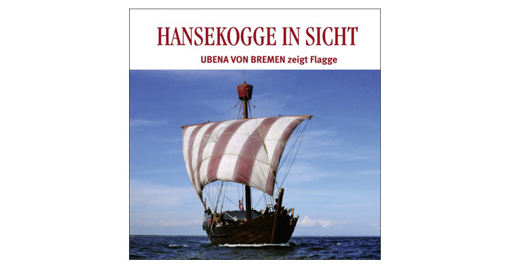 Cover-Hansekogge in Sicht.