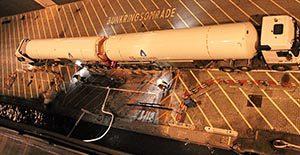 MS STAVANGERFJORD bunkert LNG