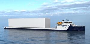 Vard 9 21 - Modulcarrier für Topaz Energy and Marine
