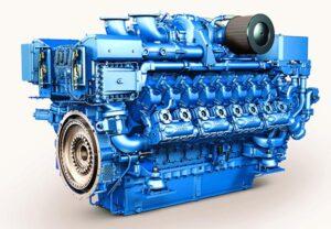 Der neue MTU Gas-Ottomotor.
