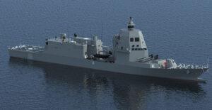 Mehrzweck-Hochseepatrouillenschiffe der italienischen Marine.