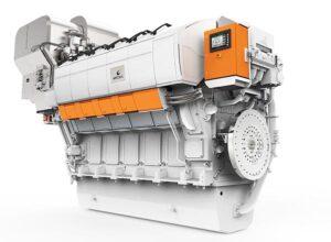 Wärtsilä 31 Motor