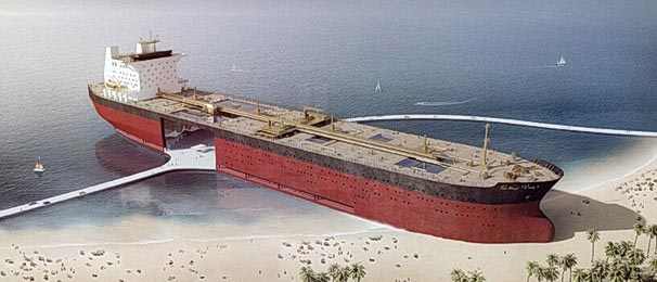 10 Astonishing Facts about Tankers – VEUS-Shipping com