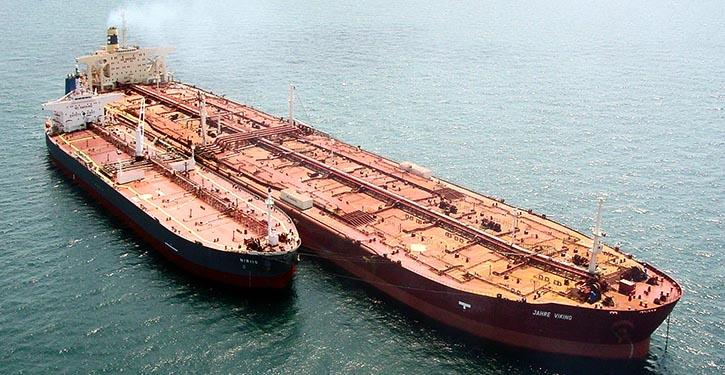 MT Knock Nevis: The largest tanker ever build