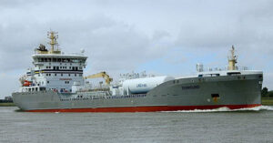 M/T Ternsund: An LNG powered tanker