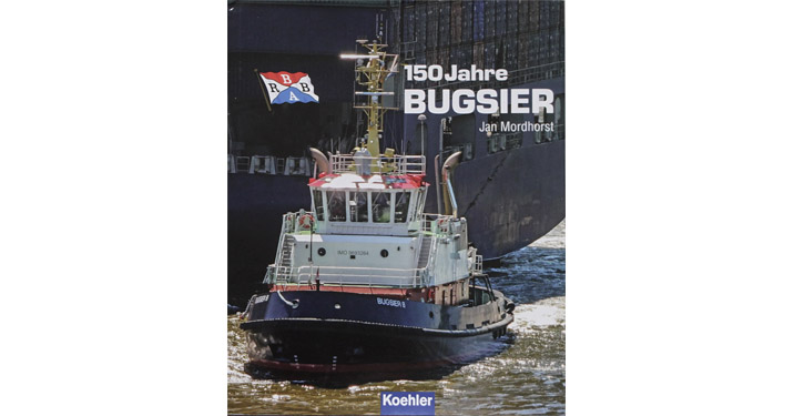 Cover 150-Jahre-Bugsier.
