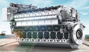 he MAN 48/60CR engines feature a power range between 14.400 and 21.600 kW