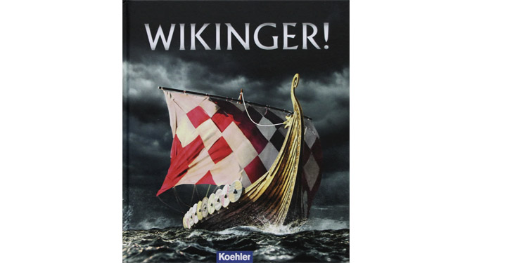 Cover Wikinger.