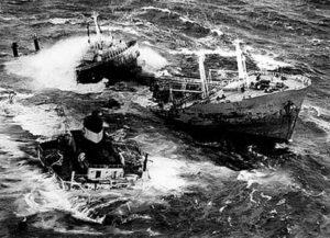 Untergang des Tankers ARGO MERCHANT vor 40 Jahren
