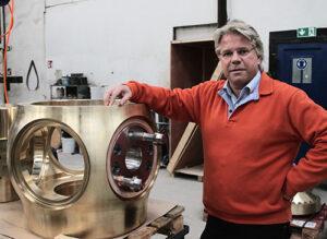 Mathias Pein, Geschäftsführer Piening-Propeller.