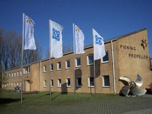 Das Piening-Propeller Stammhaus in der Blomeschen Wildnis bei Glückstadt.