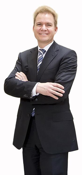 Christian Strahberger, CEO SCHOTTEL GmbH,