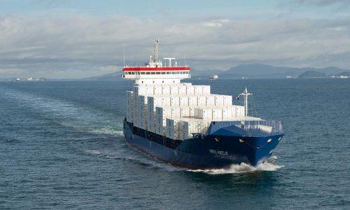 Retrofit-Projekt WES AMELIE der Reederei Wessels.