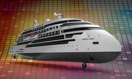ULSTEIN CX104 expedition cruise design.