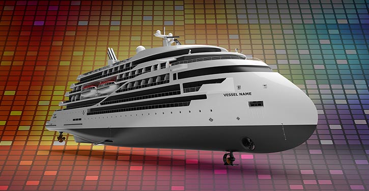 ULSTEIN CX104 expedition cruise design.