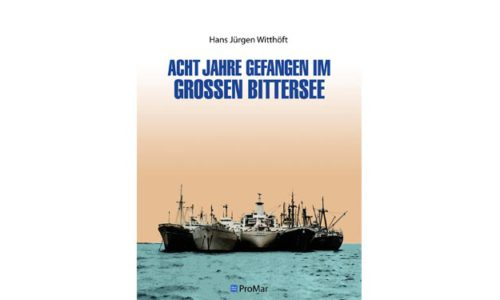 """Buchcover """"Acht Jahre gefangen im Großen Bittersee"""""""