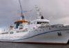 MS HELGOLAND der Reederei Cassen Eils verkehrt im Seebäderdienst zwischen Cuxhaven und Helgoland