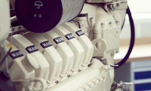 MAN Engines erweitert sein Servicenetzwerk für Marine-Motoren.
