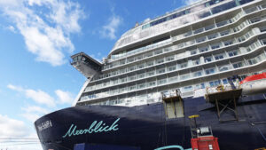 Cruise liner Mein Schiff 6 of TUI Cruises