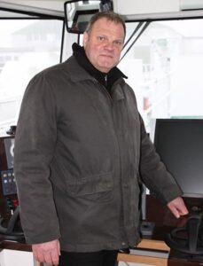 Managing Direktor und Anteilseigner Jan Mortensen.