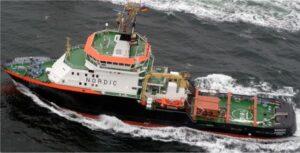 2011 wurde die NORDIC in Dienst gestellt.
