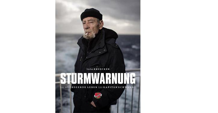 Buchcover Sturmwarnung.