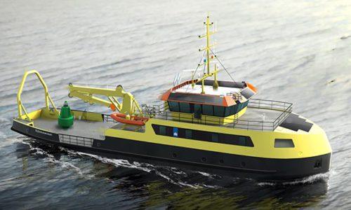 Multi Purpose Hybrid Vessel.
