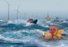 Der persönliche Ocean Signal Notsender M100/M100X MSLD im Einsatz.