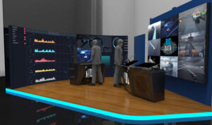 The first Ship Intelligence Experience Space.