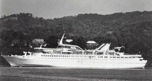 Die Karriere der AEGEAN QUEEN begann 1968 unter dem Namen STARWARD für die Norwegian Caribbean Lines.