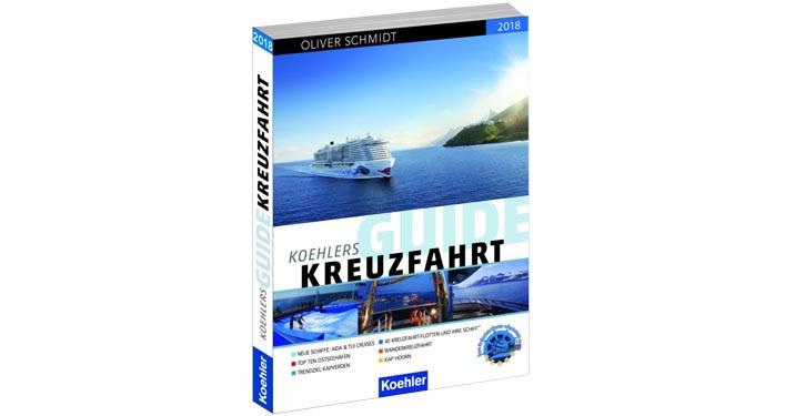 Cover Kreuzfahrt Guide 2018.