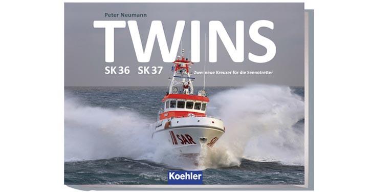 Buchcover Twins.