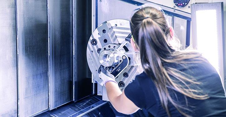 Produktion der Firma Geislinger in Bad Sankt Leonhard. © Geislinger