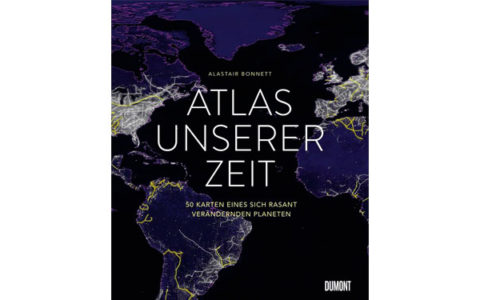 "Cover ""Atlas unserer Zeit"". © Verlag"