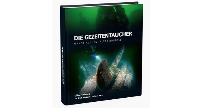 """Buchcover """"Die Gezeitentaucher"""". © Verlag"""