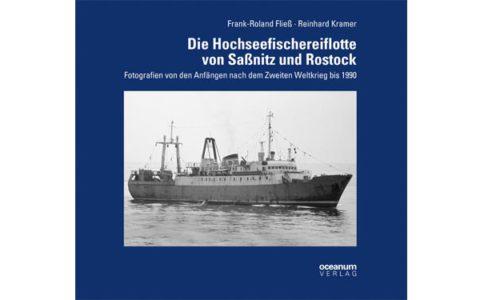 """Buchcover """"Die Hochseefischereiflotte..."""". © Verlag"""