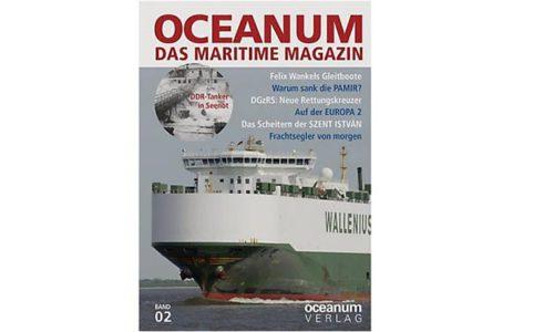 """Magazincover """"Oceanum"""". © Verlag"""