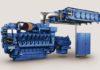 MTU-Baureihe 4000 mit SCR-Anlage für Arbeitsschiffe.