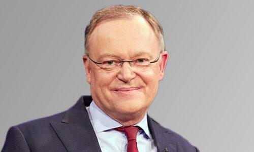 Ministerpräsident Stephan Weil. © Landesregierung