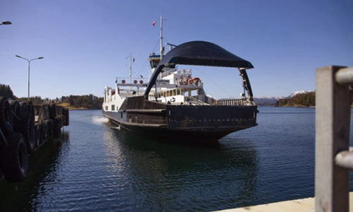 The innovative Wärtsilä autodocking technology tests were carried out with the FOLGEFONN ferry owned by Norled.