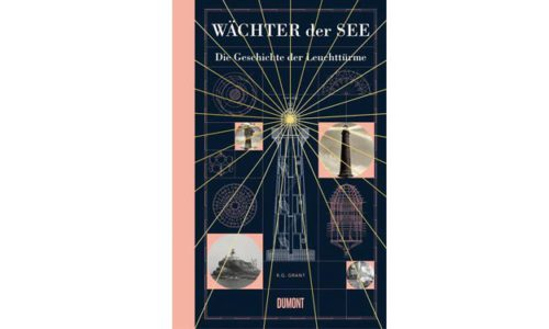 Buchcover Wächter der See.