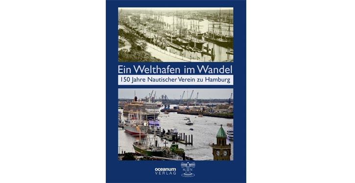 Buchcover Ein Welthafen im Wandel. © Verlag