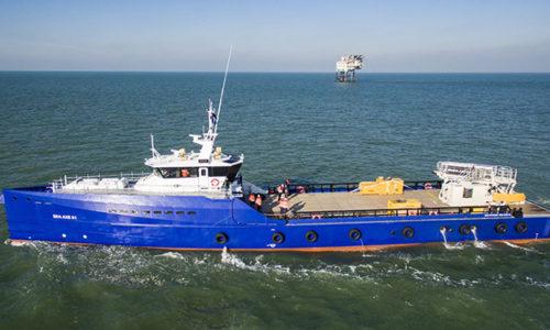 Damen Shipyards FCS 5009
