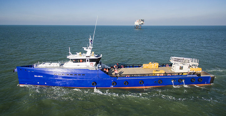 Damen Shipyards FCS 5009