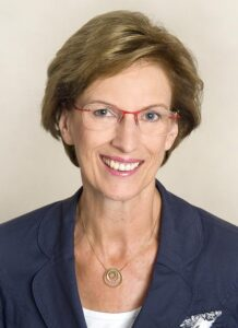 BSH Präsidentin Monika Breuch-Moritz (©BSH)