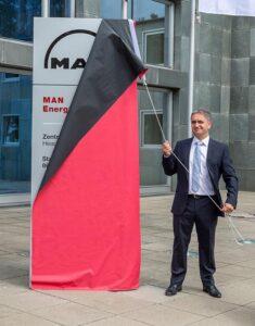 Uwe Lauber, Vorstandsvorsitzender MAN Energy Solutions