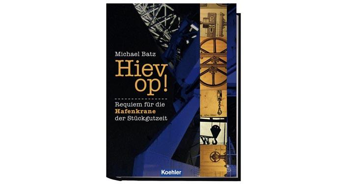 "Buchcover ""Hiev op!"". © Verlag"